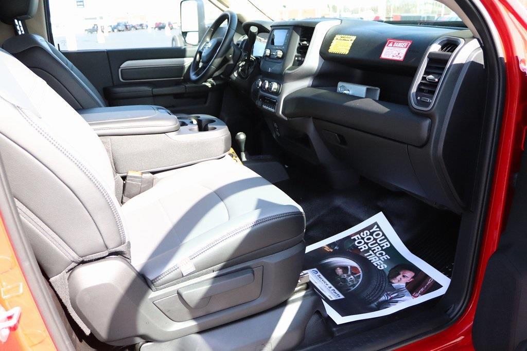2020 Ram 5500 Regular Cab DRW 4x4, Tafco Landscape Dump #M201362 - photo 26