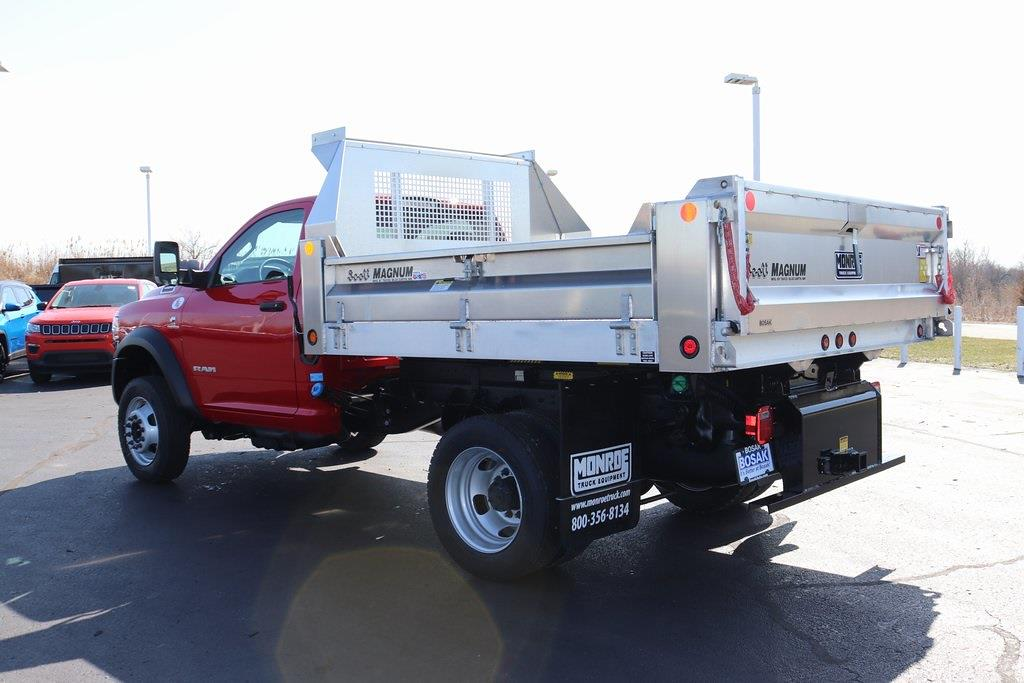 2020 Ram 5500 Regular Cab DRW 4x4, Tafco Landscape Dump #M201362 - photo 1
