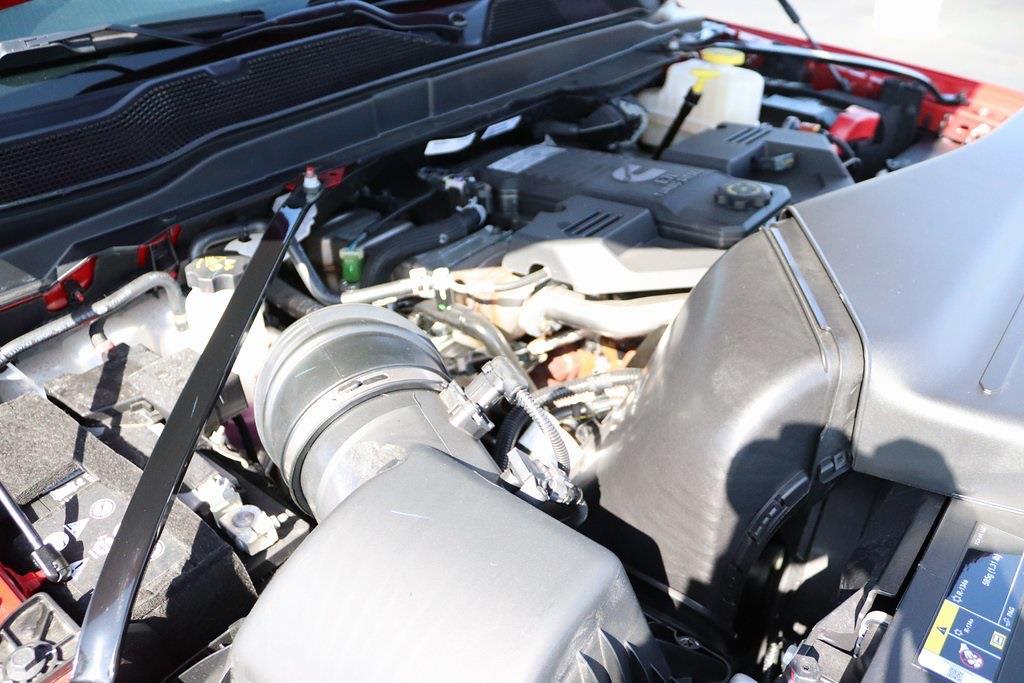 2020 Ram 5500 Regular Cab DRW 4x4, Tafco Landscape Dump #M201362 - photo 30