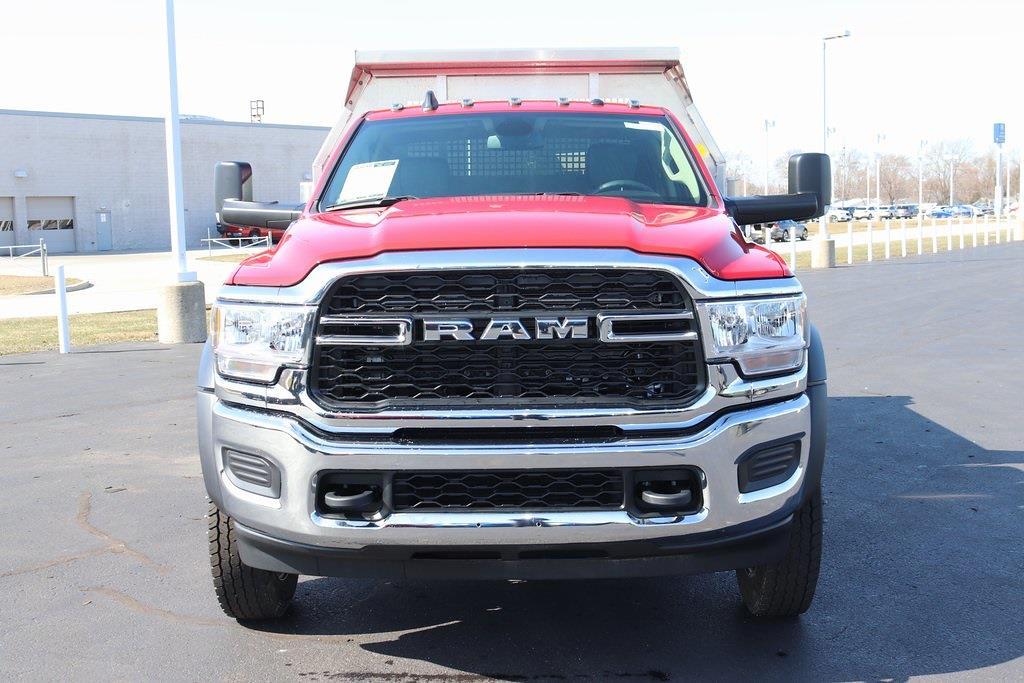 2020 Ram 5500 Regular Cab DRW 4x4, Tafco Landscape Dump #M201362 - photo 8
