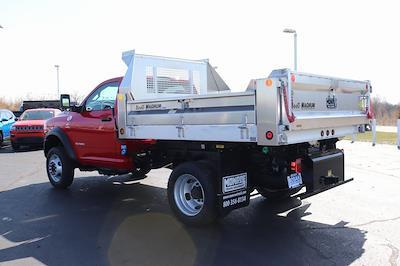2020 Ram 5500 Regular Cab DRW 4x4, Tafco Landscape Dump #M201362 - photo 2