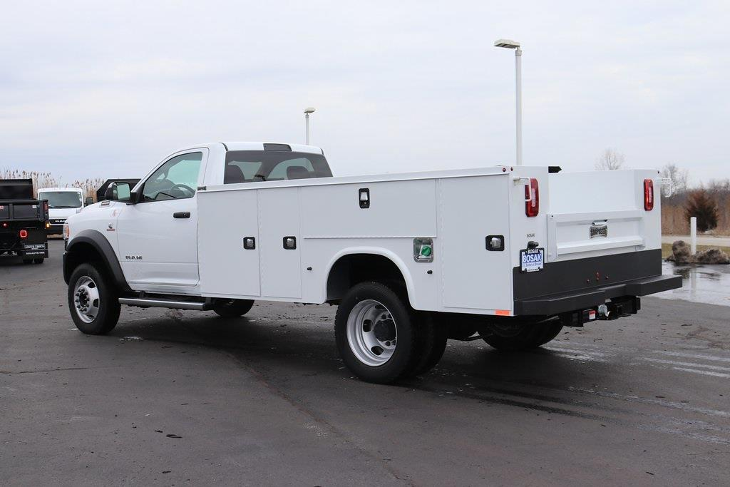 2020 Ram 5500 Regular Cab DRW 4x4, Knapheide Service Body #M201365 - photo 1