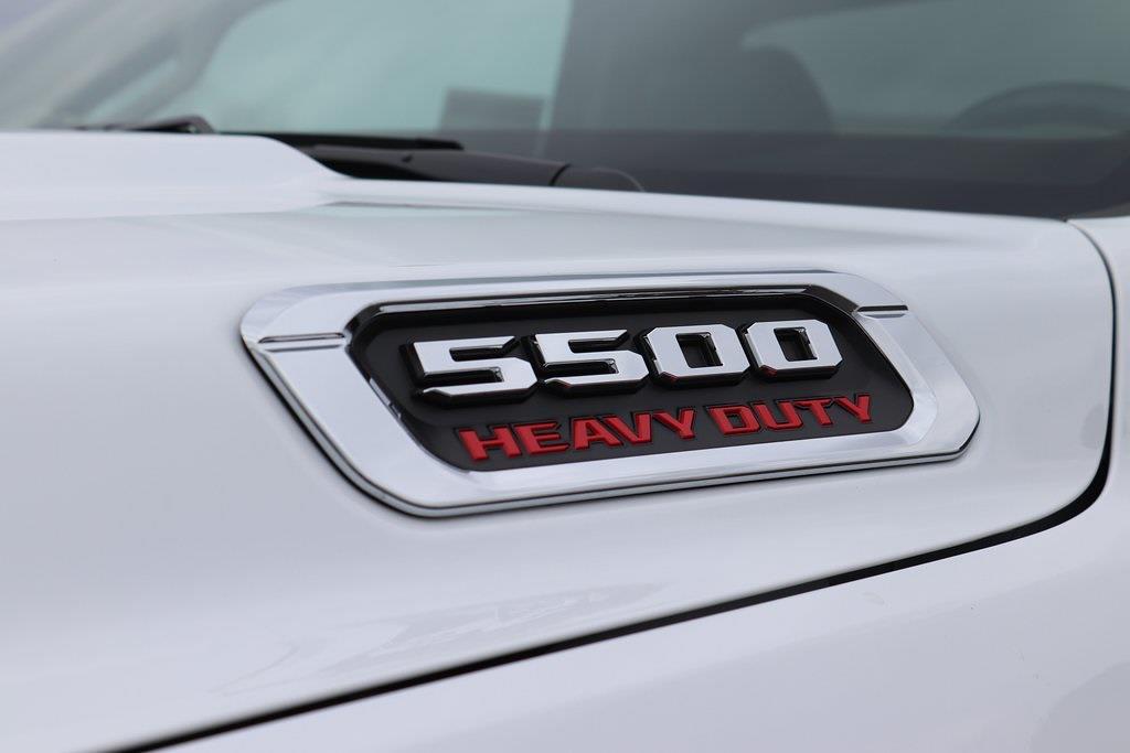 2020 Ram 5500 Regular Cab DRW 4x4, Knapheide Steel Service Body #M201365 - photo 37