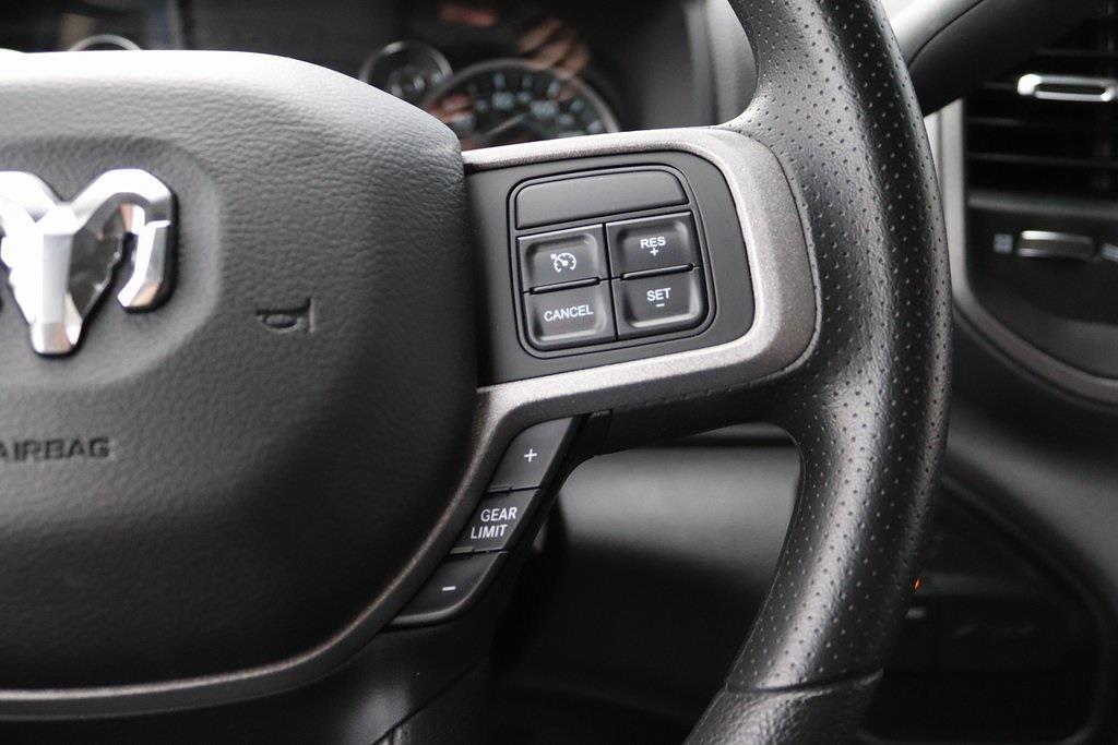 2020 Ram 3500 Regular Cab DRW 4x4, Morgan Prostake Platform Body #M201366 - photo 14