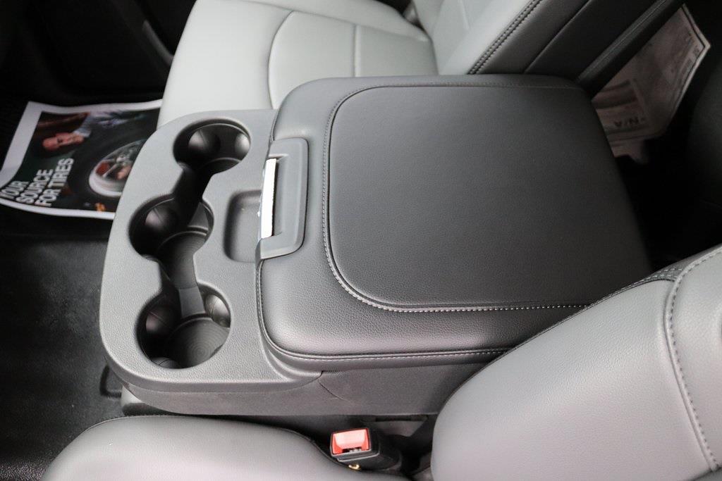 2020 Ram 3500 Regular Cab DRW 4x4, Morgan Prostake Platform Body #M201366 - photo 23