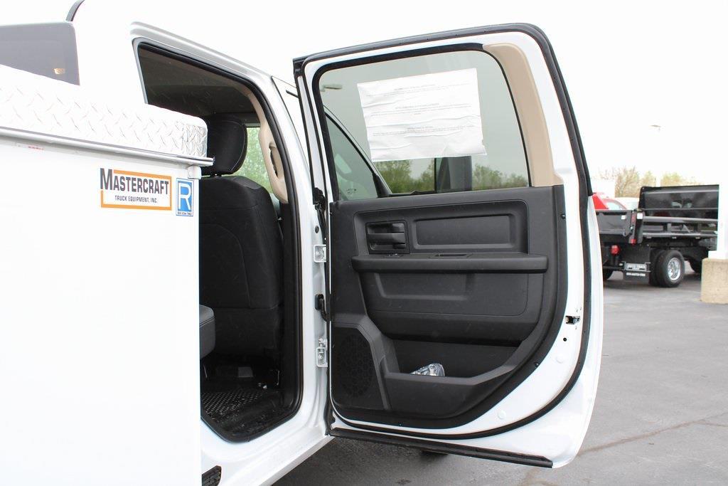 2020 Ram 5500 Crew Cab DRW 4x4, Service Body #M201371 - photo 35