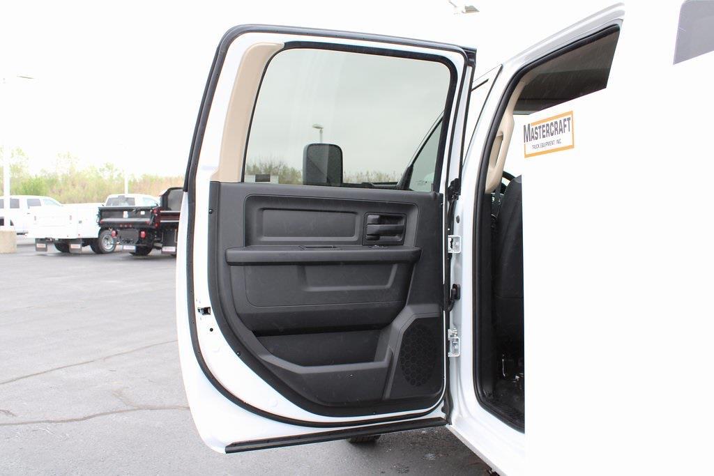 2020 Ram 5500 Crew Cab DRW 4x4, Stahl Service Body #M201372 - photo 28