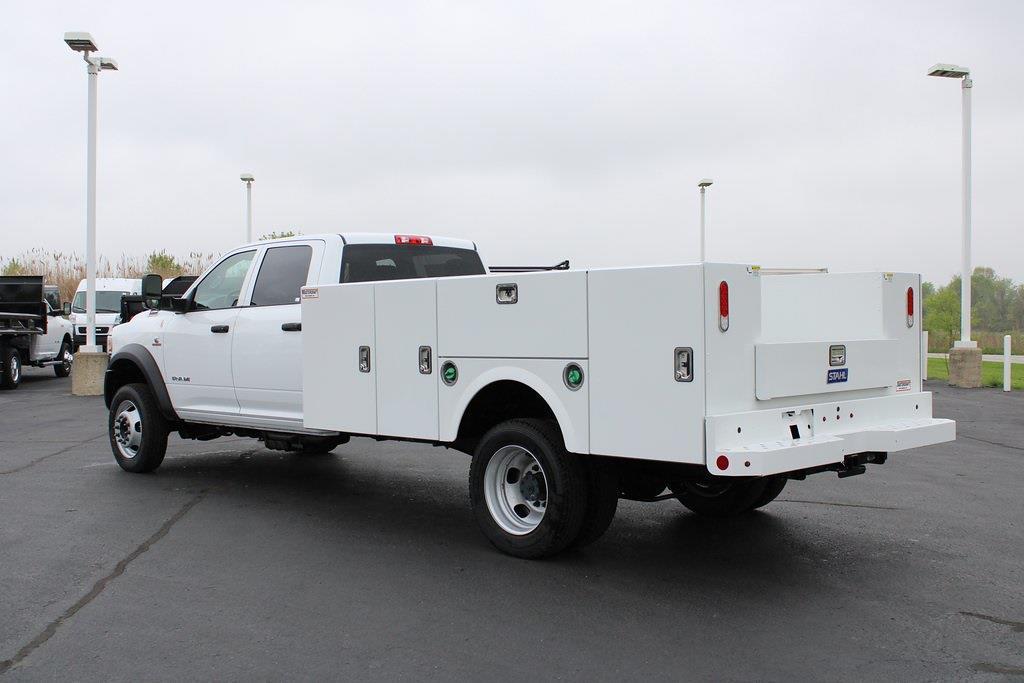 2020 Ram 5500 Crew Cab DRW 4x4, Stahl Service Body #M201372 - photo 2