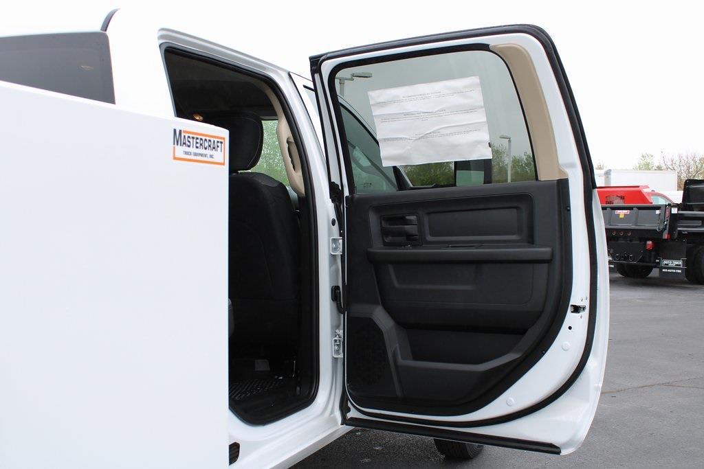 2020 Ram 5500 Crew Cab DRW 4x4, Stahl Service Body #M201372 - photo 35