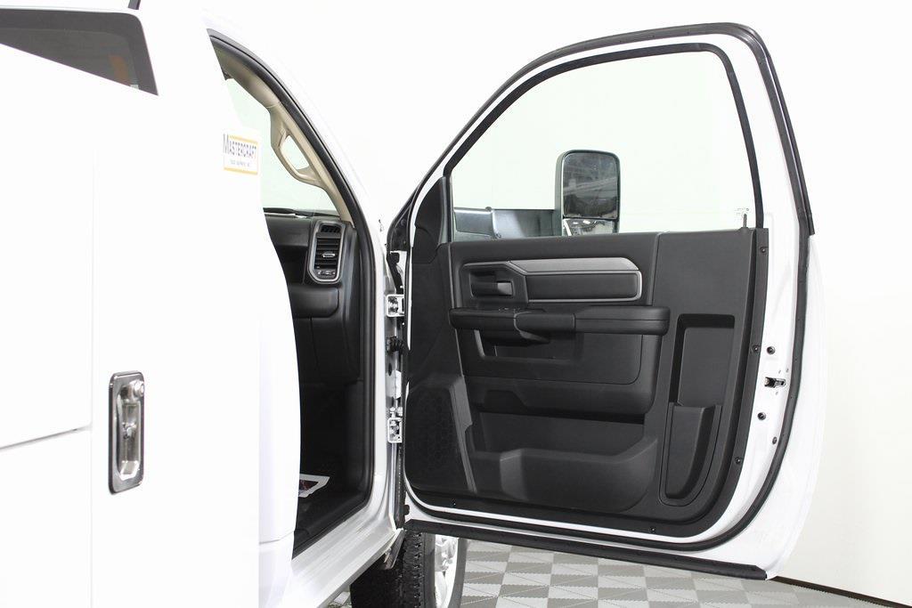 2020 Ram 2500 Regular Cab 4x4, Stahl Challenger ST Service Body #M201373 - photo 27