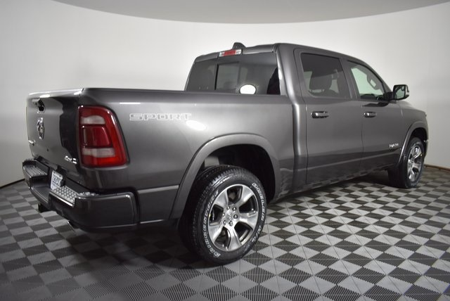 2020 Ram 1500 Crew Cab 4x4, Pickup #M20166 - photo 5