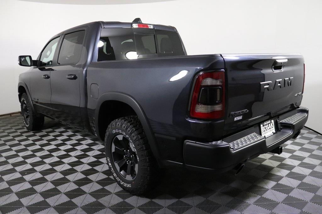 2020 Ram 1500 Crew Cab 4x4, Pickup #M20256 - photo 3