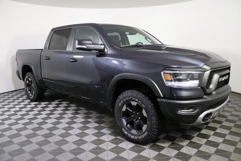 2020 Ram 1500 Crew Cab 4x4, Pickup #M20256 - photo 6