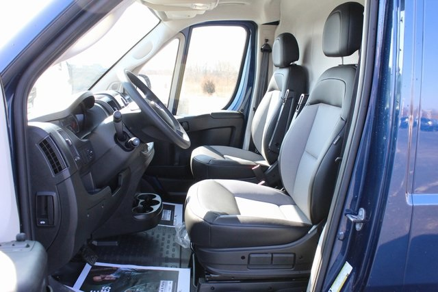 2020 ProMaster 2500 High Roof FWD, Empty Cargo Van #M20300 - photo 11