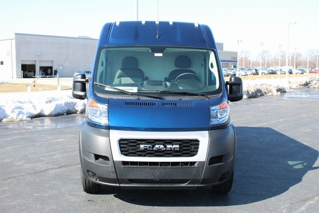 2020 ProMaster 2500 High Roof FWD, Empty Cargo Van #M20300 - photo 9