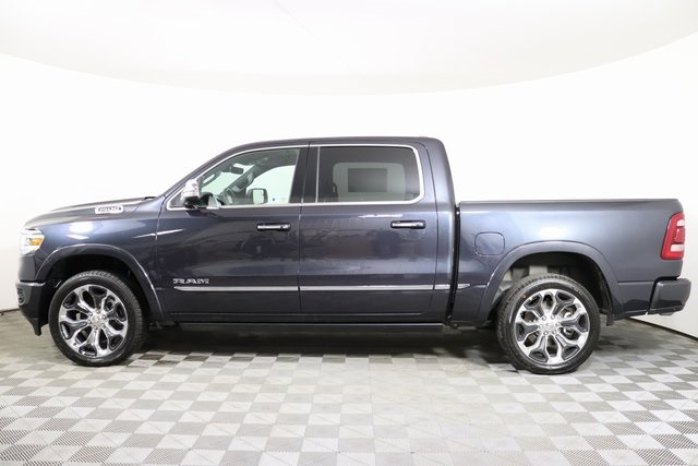 2020 Ram 1500 Crew Cab 4x4, Pickup #M20390 - photo 3