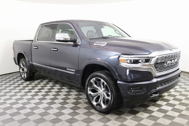 2020 Ram 1500 Crew Cab 4x4, Pickup #M20390 - photo 6