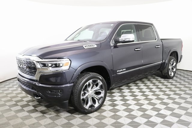 2020 Ram 1500 Crew Cab 4x4, Pickup #M20390 - photo 8