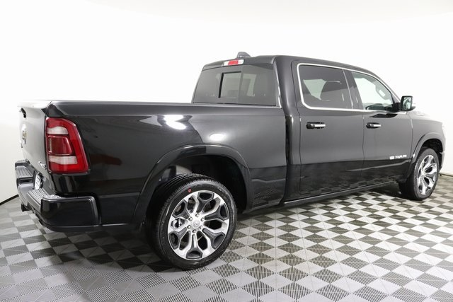 2020 Ram 1500 Crew Cab 4x4, Pickup #M20392 - photo 3