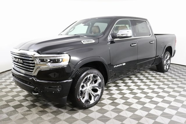 2020 Ram 1500 Crew Cab 4x4, Pickup #M20392 - photo 7