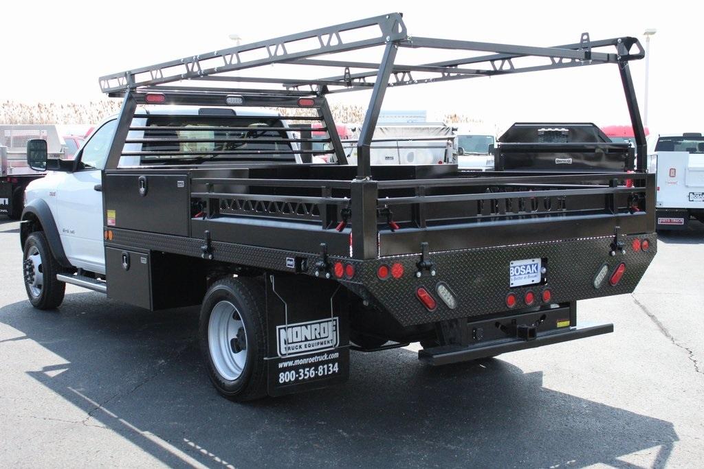 2020 Ram 4500 Regular Cab DRW 4x4, Freedom Contractor Body #M20452 - photo 1