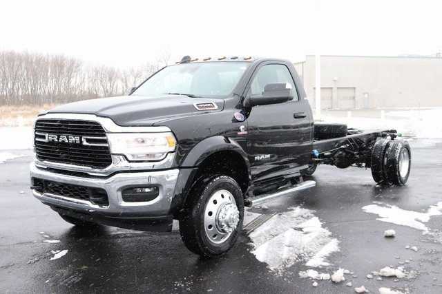 2020 Ram 4500 Regular Cab DRW 4x4, Cab Chassis #M20453 - photo 6