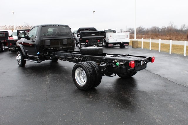 2020 Ram 4500 Regular Cab DRW 4x4, Cab Chassis #M20454 - photo 1