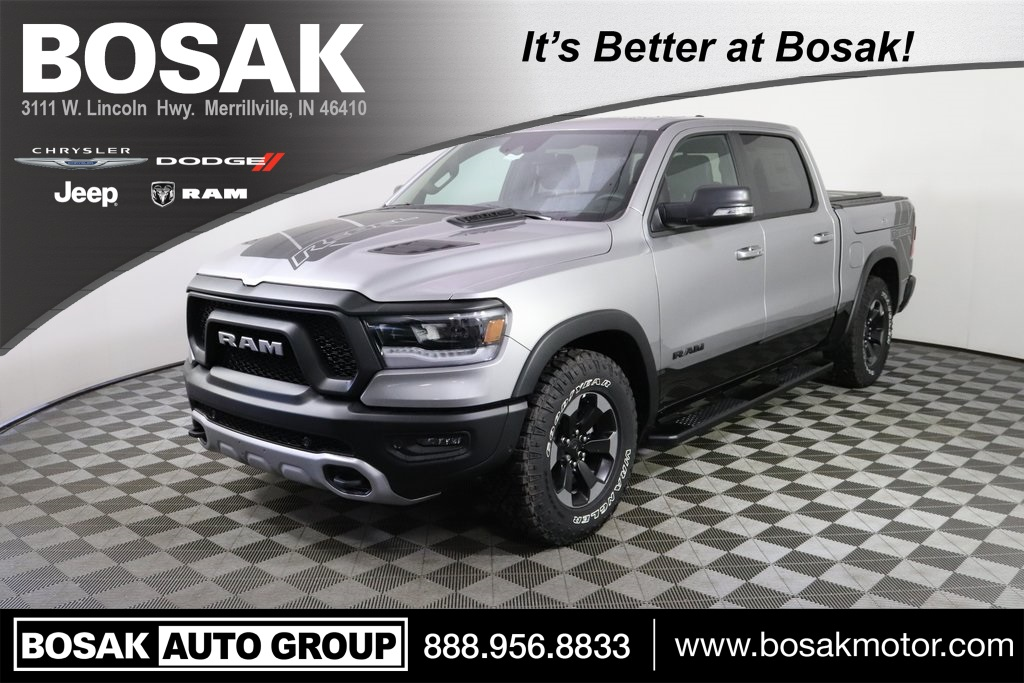 2020 Ram 1500 Crew Cab 4x4, Pickup #M20476 - photo 1