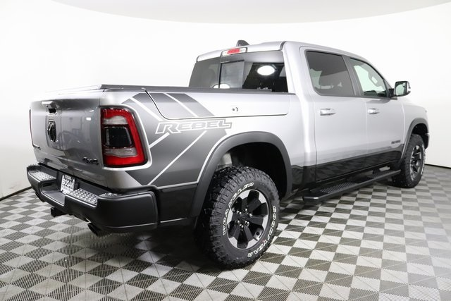 2020 Ram 1500 Crew Cab 4x4, Pickup #M20476 - photo 5