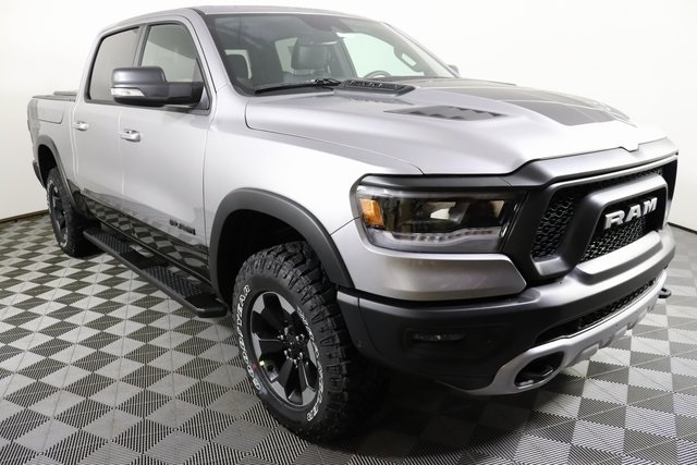 2020 Ram 1500 Crew Cab 4x4, Pickup #M20476 - photo 7