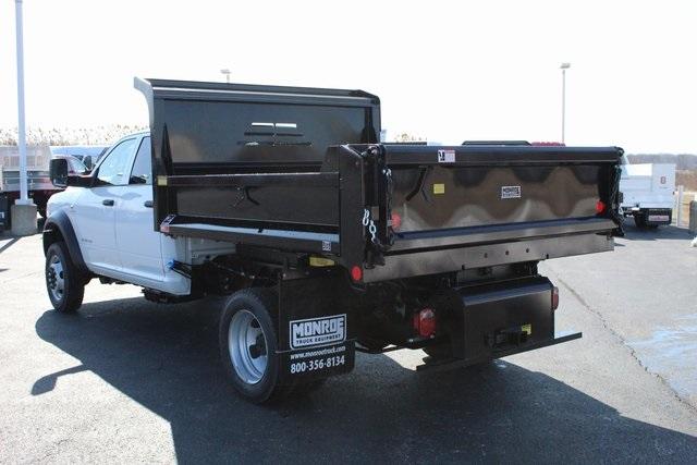 2020 Ram 5500 Crew Cab DRW 4x4, Monroe Dump Body #M20548 - photo 1