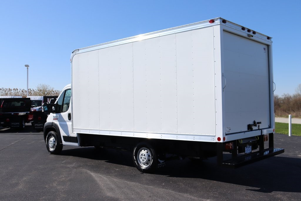 2020 Ram ProMaster 3500 FWD, American Cargo by Midway Cutaway Van #M20564 - photo 1
