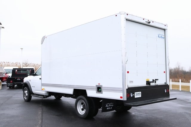 2020 Ram 5500 Regular Cab DRW 4x2, Bay Bridge Cutaway Van #M20587 - photo 1