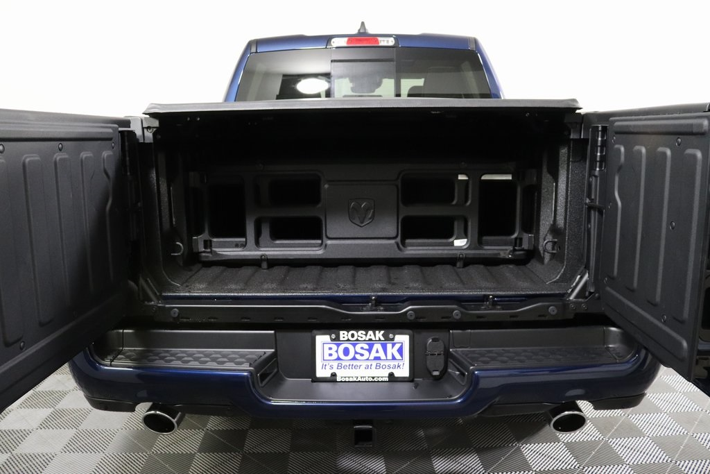 2020 Ram 1500 Crew Cab 4x4, Pickup #M20629 - photo 39