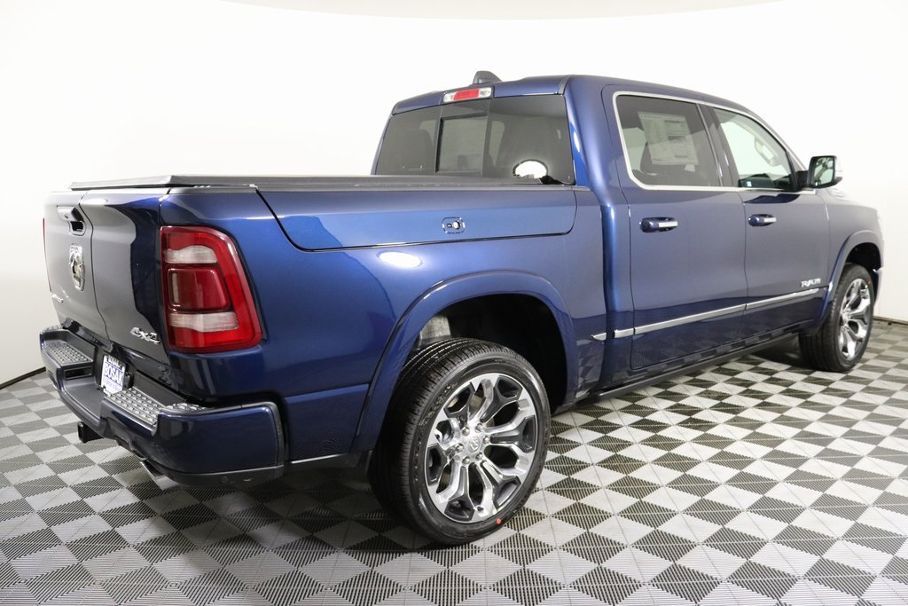 2020 Ram 1500 Crew Cab 4x4, Pickup #M20629 - photo 5