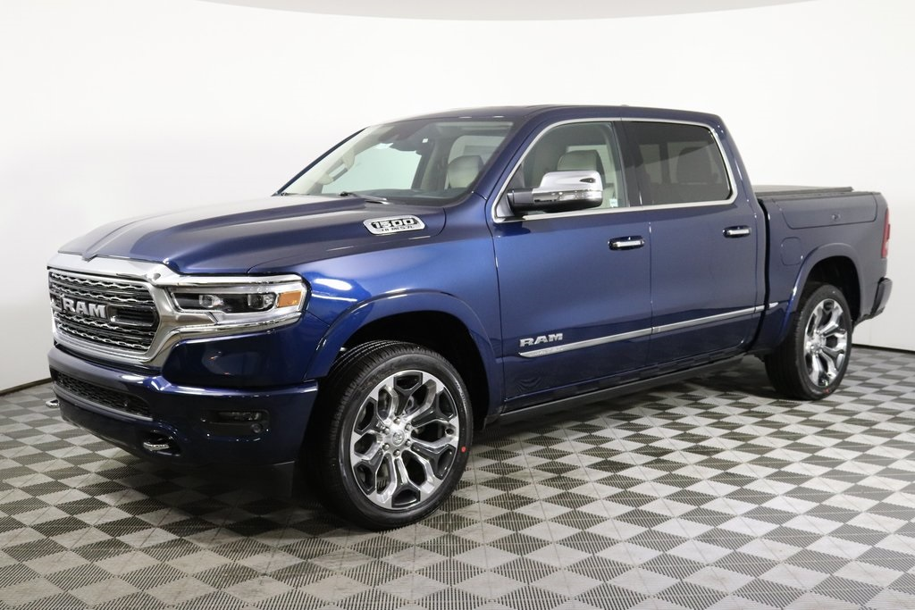 2020 Ram 1500 Crew Cab 4x4, Pickup #M20629 - photo 8