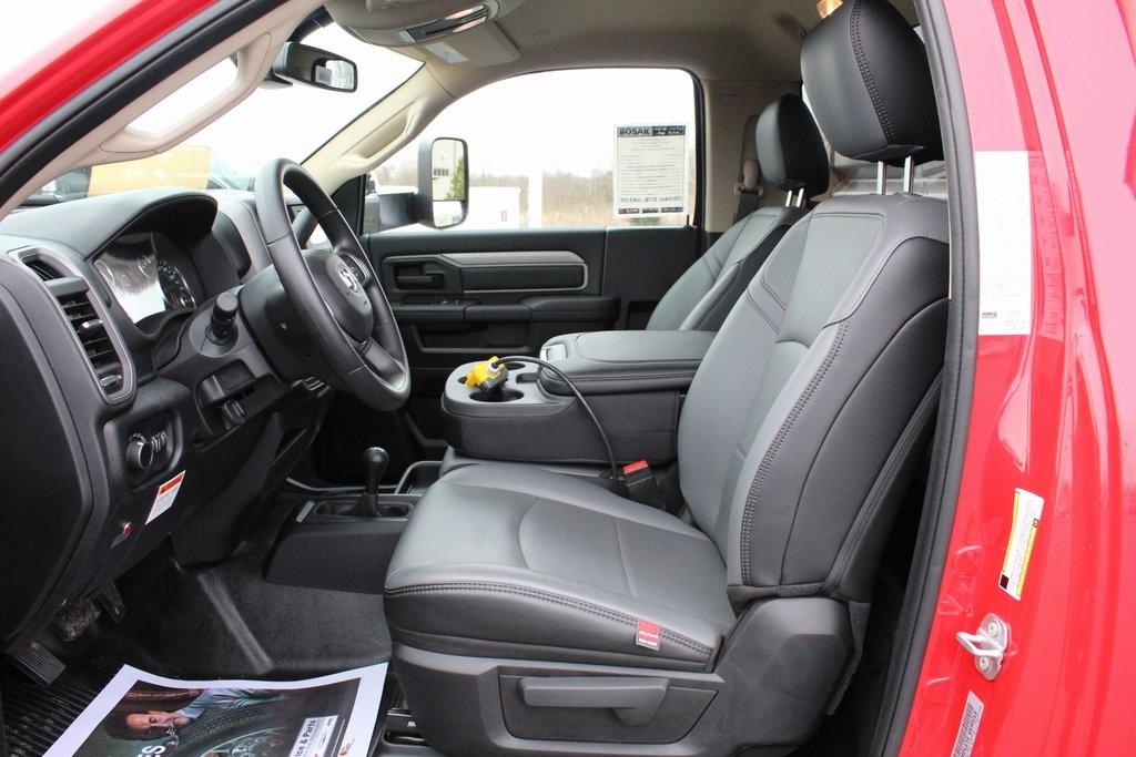 2020 Ram 5500 Regular Cab DRW 4x4, Monroe MTE-Zee SST Series Dump Body #M20632 - photo 18