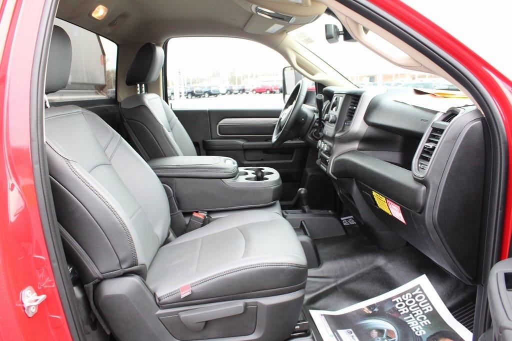 2020 Ram 5500 Regular Cab DRW 4x4, Monroe MTE-Zee SST Series Dump Body #M20632 - photo 24