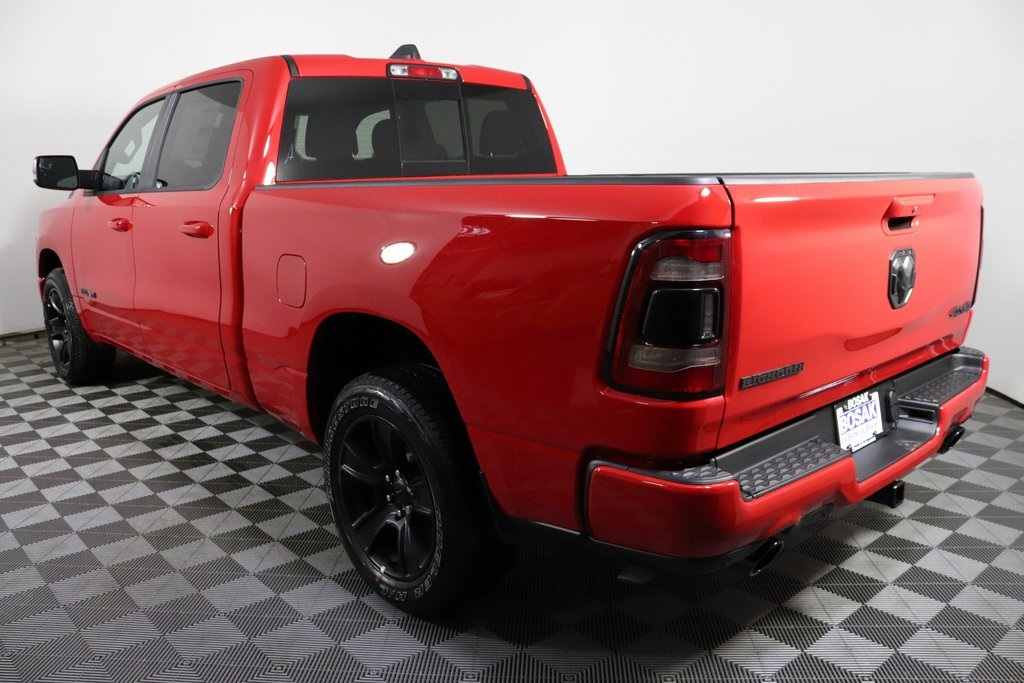 2020 Ram 1500 Crew Cab 4x4, Pickup #M20637 - photo 2