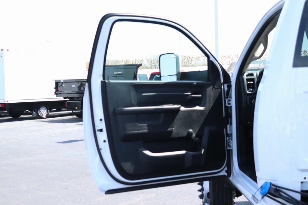 2020 Ram 5500 Regular Cab DRW 4x2, Monroe Versa-Line Stake Body Stake Bed #M20702 - photo 24