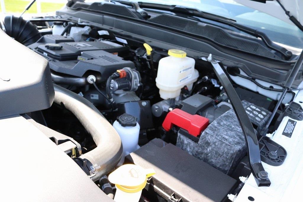 2020 Ram 5500 Regular Cab DRW 4x2, Monroe Versa-Line Stake Body Stake Bed #M20702 - photo 30