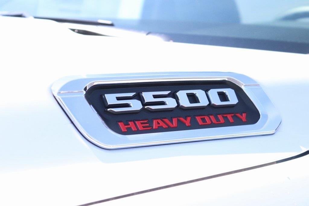 2020 Ram 5500 Regular Cab DRW 4x2, Monroe Versa-Line Stake Body Stake Bed #M20702 - photo 31