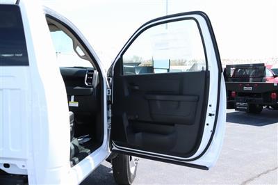 2020 Ram 5500 Regular Cab DRW 4x2, Monroe Versa-Line Stake Body Stake Bed #M20702 - photo 27