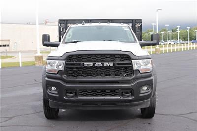 2020 Ram 5500 Regular Cab DRW 4x2, Monroe Versa-Line Stake Body Stake Bed #M20702 - photo 9