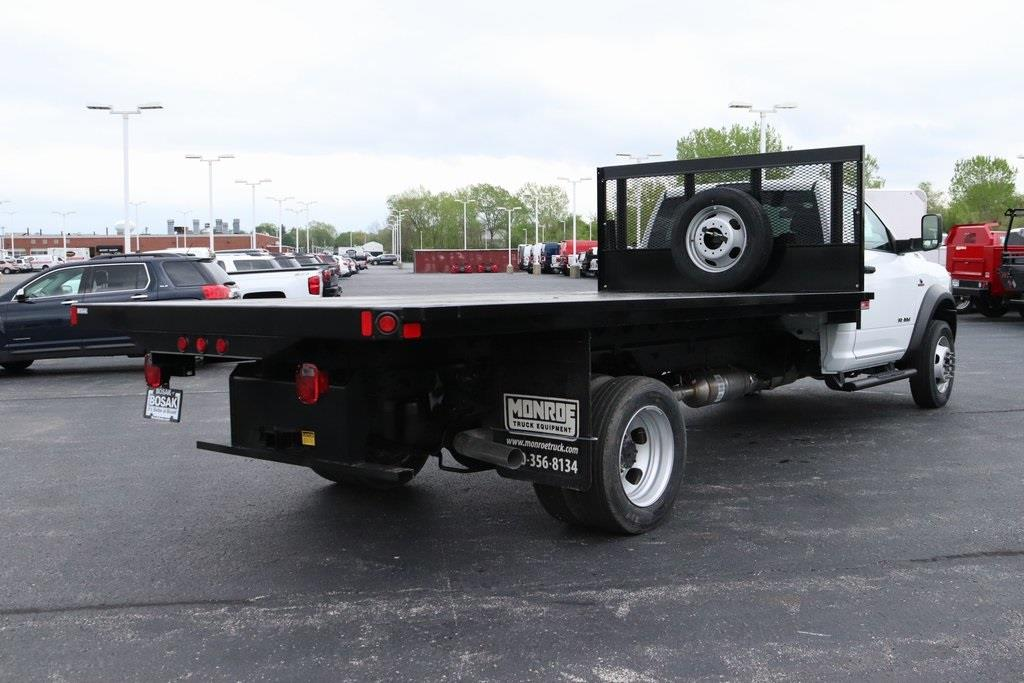 2020 Ram 5500 Regular Cab DRW 4x2, Monroe Platform Body #M20707 - photo 5