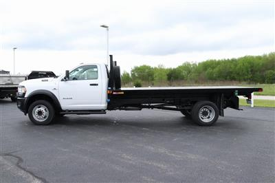 2020 Ram 5500 Regular Cab DRW 4x2, Monroe Platform Body #M20707 - photo 3