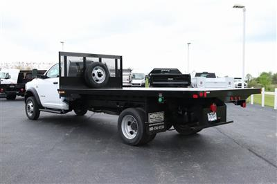2020 Ram 5500 Regular Cab DRW 4x2, Monroe Platform Body #M20707 - photo 2