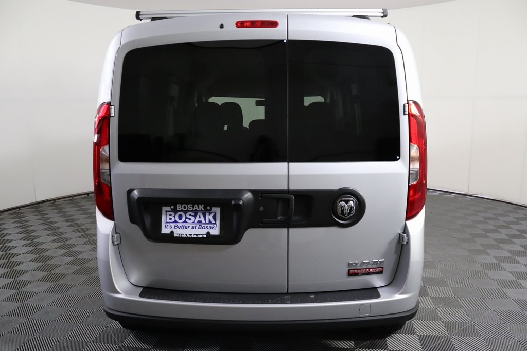 2020 Ram ProMaster City FWD, Empty Cargo Van #M20774 - photo 4