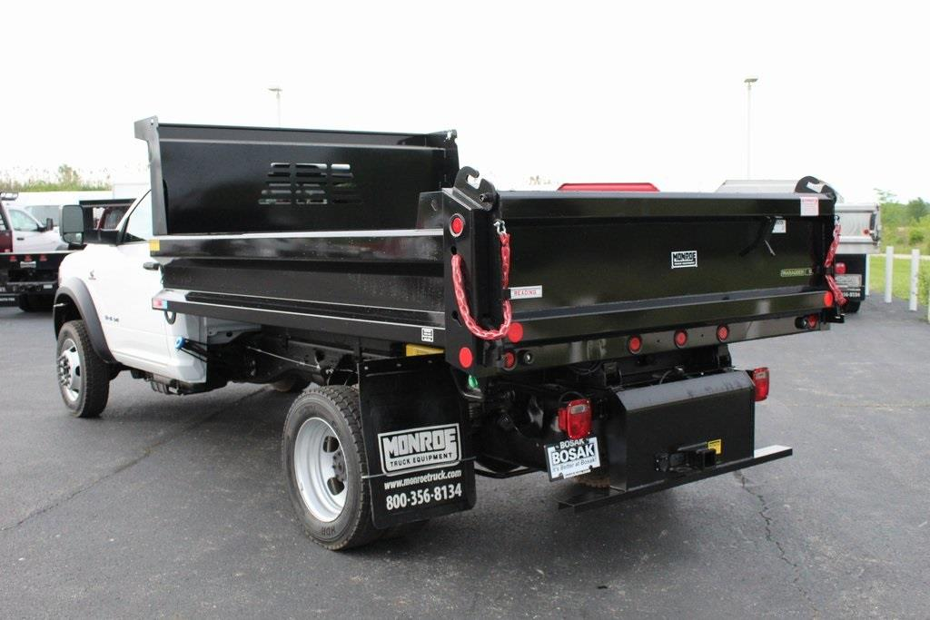 2020 Ram 5500 Regular Cab DRW 4x4, Reading Dump Body #M20787 - photo 1