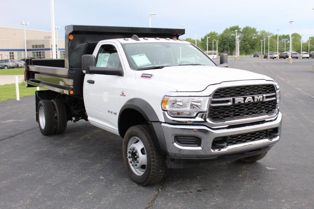 2020 Ram 5500 Regular Cab DRW 4x4, Monroe MTE-Zee Dump Body #M20787 - photo 7